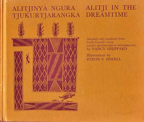 alitji alice dreamtime 1975 cover