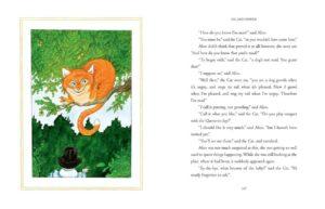 riddell alice cheshire cat