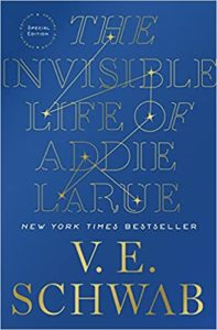 schwab addie larue collector's edition US cover
