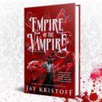 kristoff empire of the vampire barnes & noble cover