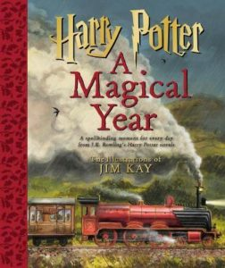 rowling kay harry potter magical year