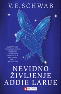 schwab addie larue slovenian cover