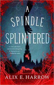 alix harrow spindle splintered