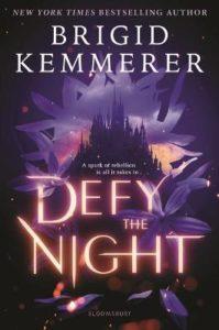 kemmerer defy the night